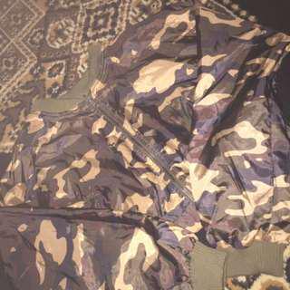 Reversable Crop Jacket