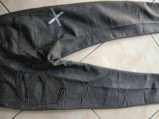Jeans BlackID ori. Warna abu2