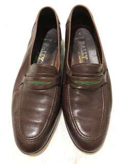 Brown Geniune Leather Shoes