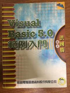 🚚 Visual Basic 5.0 範例入門