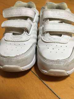 返學白波鞋27碼 JP Aplus 8成新
