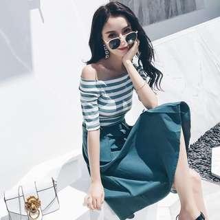 2018新款韩版夏季俏皮半身裙子
