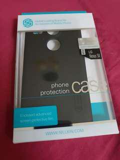 Nexus 5X Nillkin case