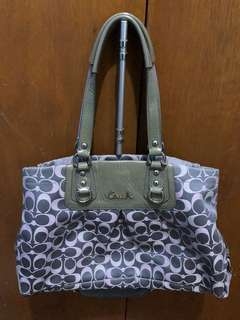 PRE OWNED AUTHENTIC COACH