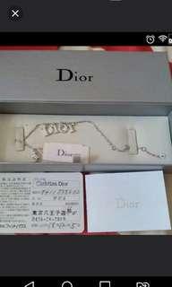 Dior 全新正版 名牌 手錬 bracelet