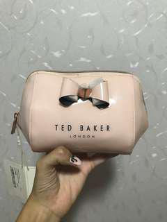 Ted Baker Trapeze Bow Make Up Bag