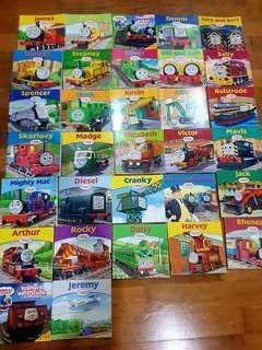 Thomas & Friends Square Book Series. Set of 32 books.