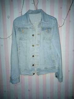 Jaket levis/jaket jeans