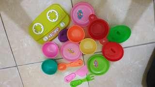 Mainan masak2an