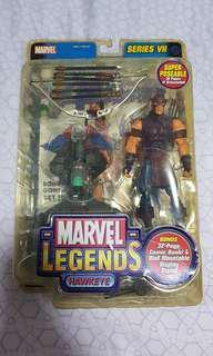 Marvel Legends Hawkeye Toybiz