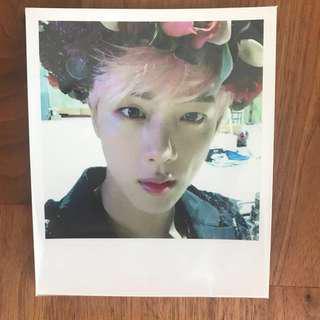[WTT/WTS] Jin Wings Polaroid