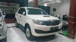 Fortuner G Vnt 2014 diesel AT