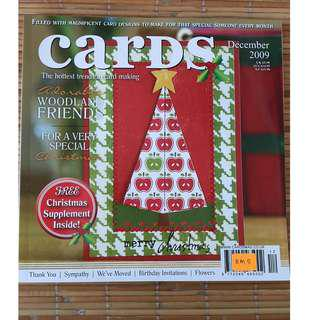English Magazine: Card Making