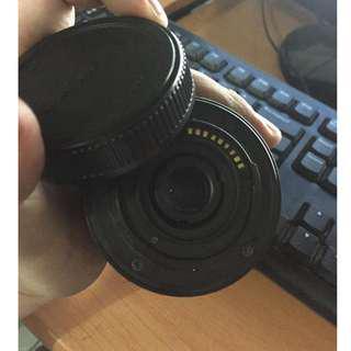 Olympus Zuiko Lens