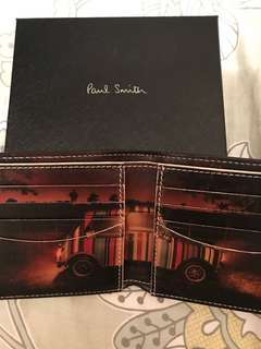 Paul Smith Wallet 男士銀包