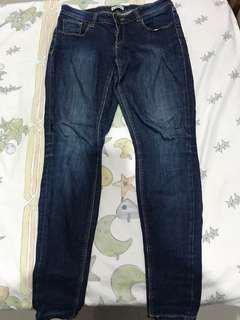 Colorbox celana Jeans (Blue)