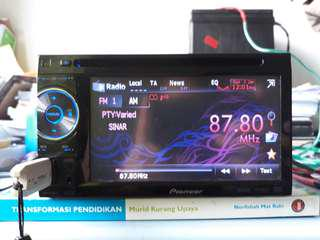 Pioneer 1450DVD car double din