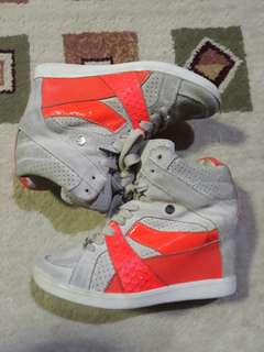 Coach High Top Sneakers Authentic