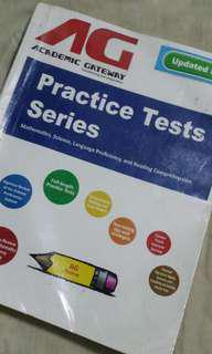 CET Review Book