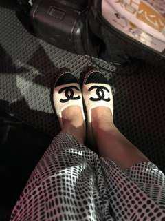 🚚 Chanel鉛筆鞋