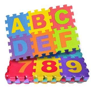 Baby Playmat 36pcs