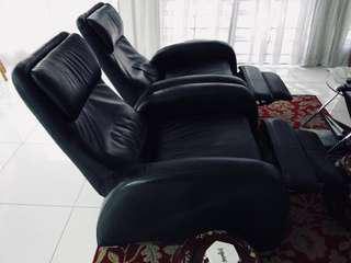Leather Recliner Chair Sofa - Cellini Couch Armchair