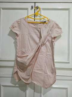 G2 cream blouse