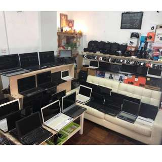 Second hand orginal laptop available  Sure buy can visit here check