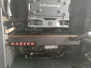 Radeon RX Vega 64 (sell only 12 November)