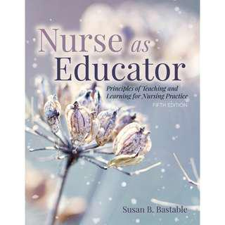 Nurse As Educator 5th Edition