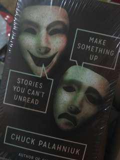 Novel bahasa inggris - Make Something Up
