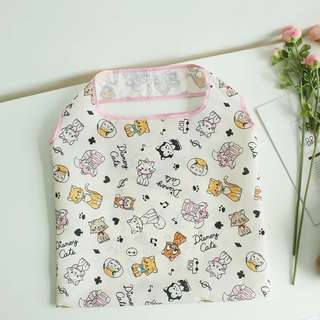 迪士尼米奇老鼠 mickey Pooh 可愛卡通系列薄款環保袋購物袋折疊