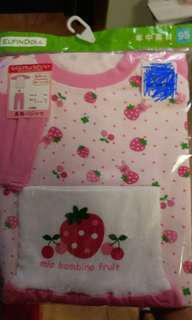 睡衣(日本西松屋購買)