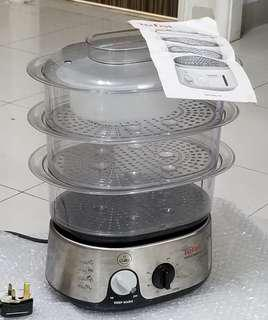 Tefal three layers steemer