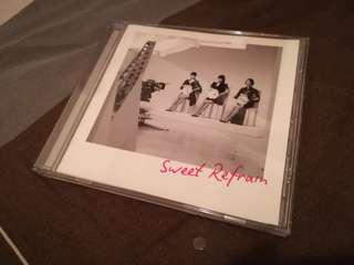 Perfume 19th single Sweet Refrain 通常盤 日版