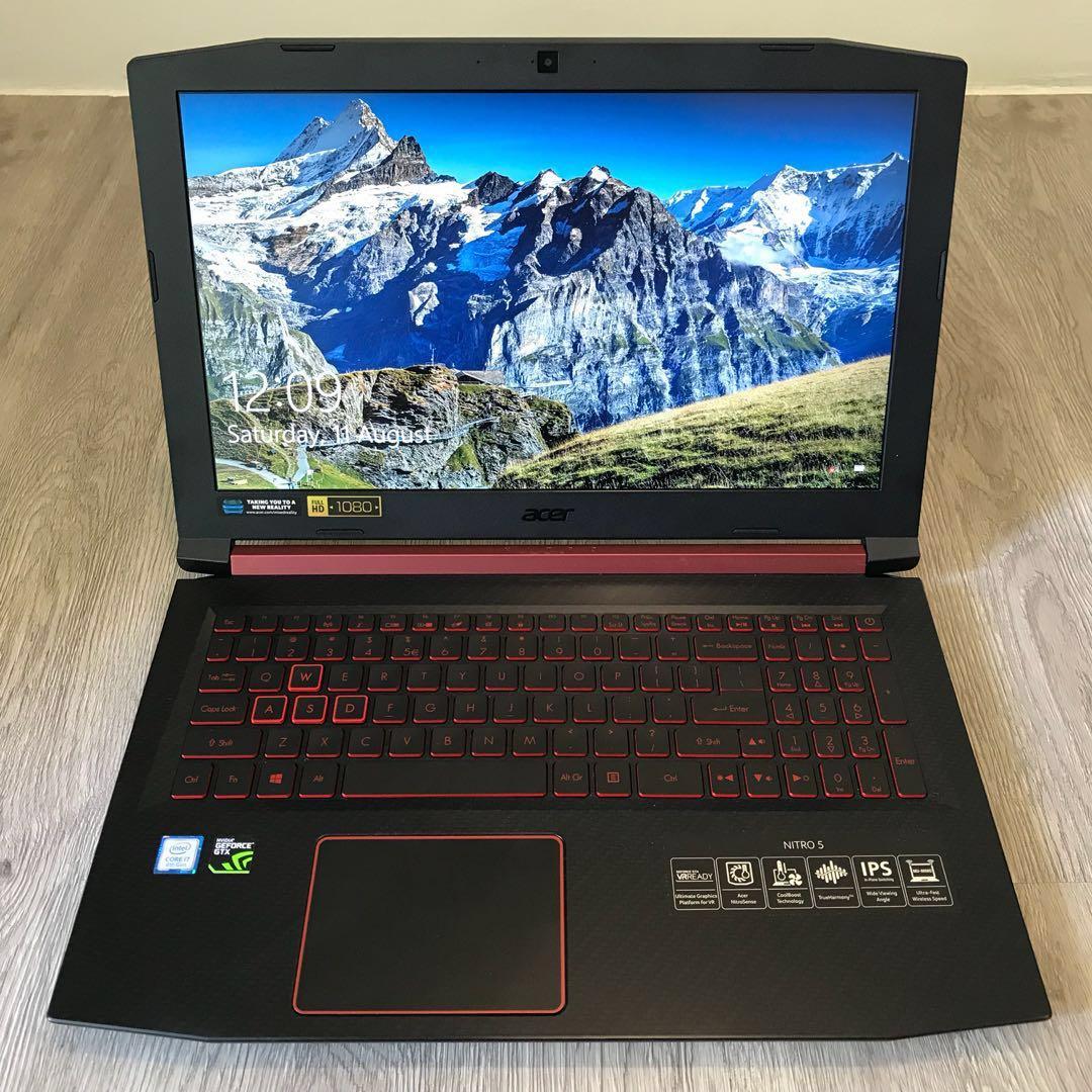 Notebook Gtx 1060