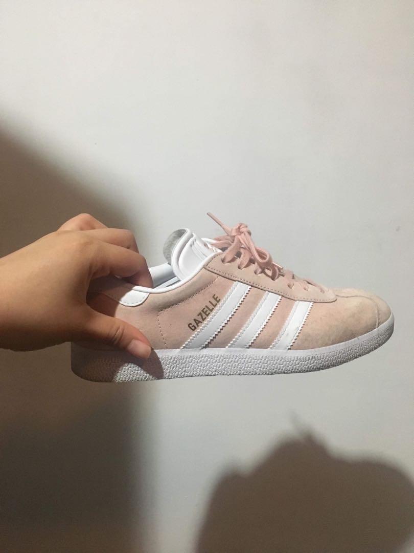 meilleure sélection 6874b 5d02a Adidas Gazelle Pink