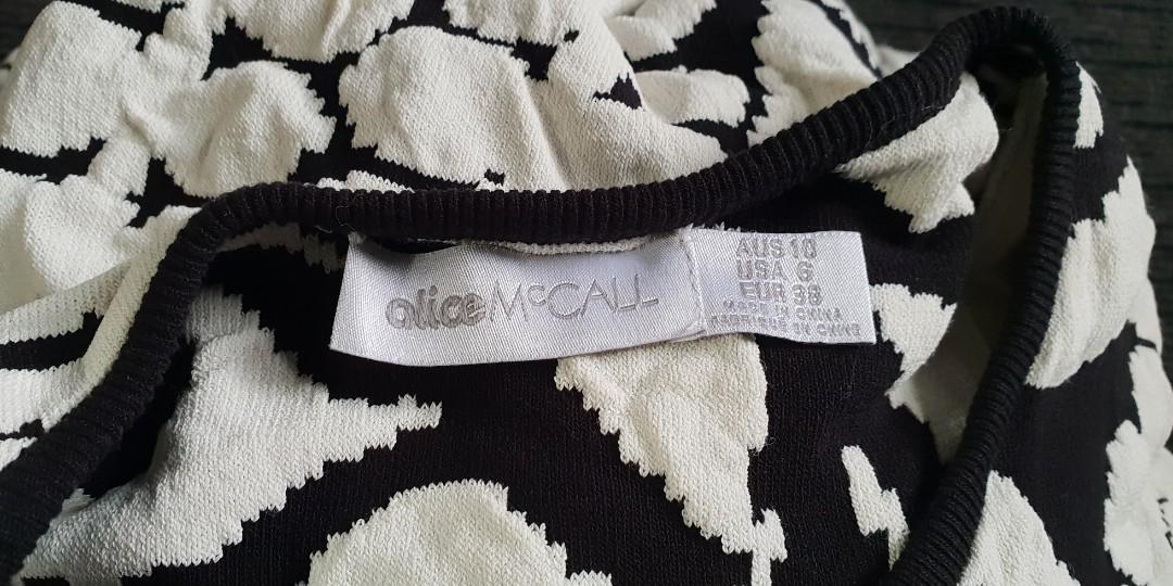 Alice McCall Queen Dress Size 10