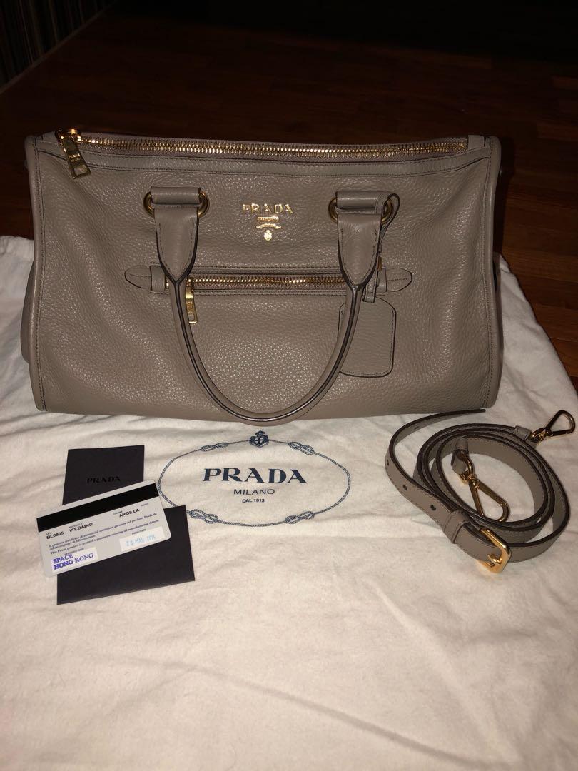 88f16bf0d0 Authentic Prada Bag