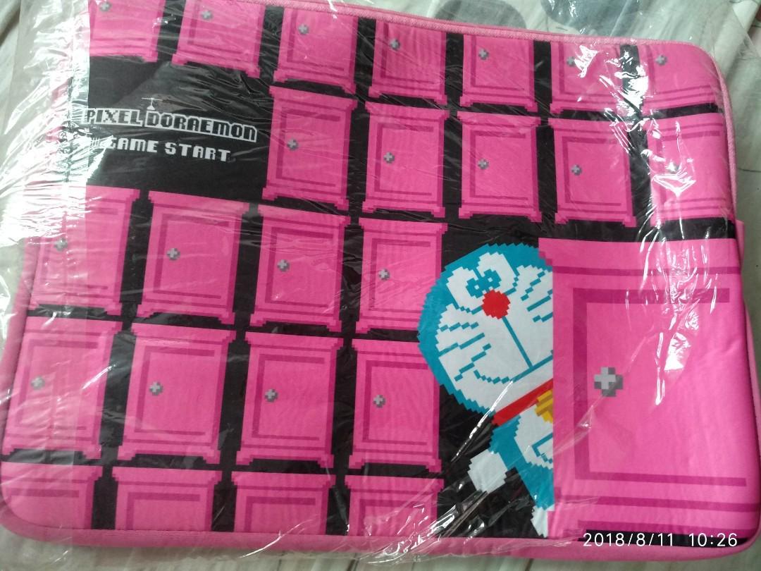 Doraemon 較綿文具袋