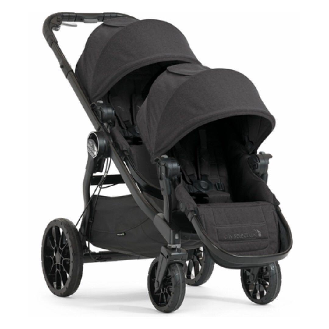 For Rent Baby Jogger City Select Double Stroller With