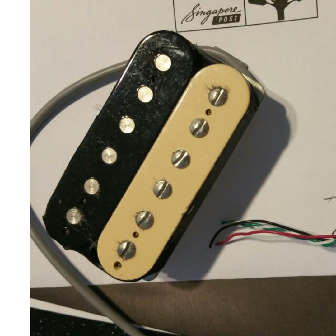 Gibson 57 Classic Neck humbucker pickup