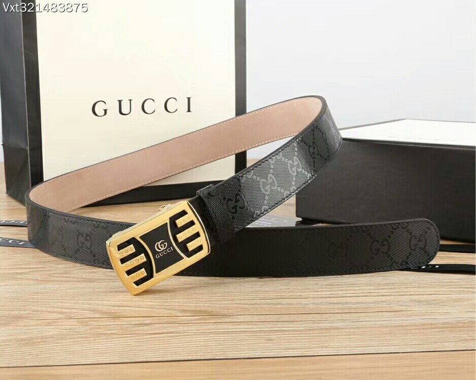 0259e3556 Gucci Belt, Men's Fashion, Accessories, Belts on Carousell
