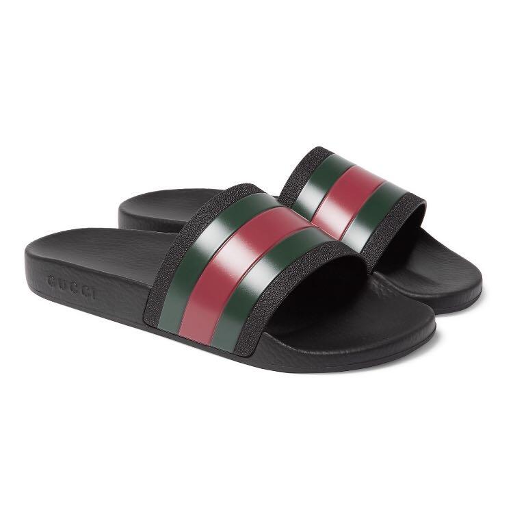 fa854ecaf186cd Gucci Slides Slippers Classic OG