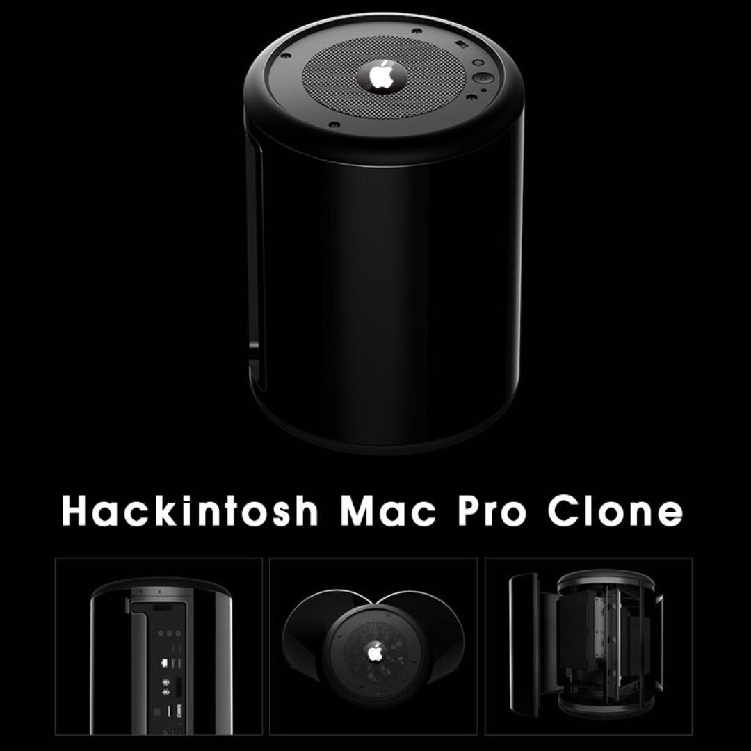 Hackintosh MAC PRO Clone