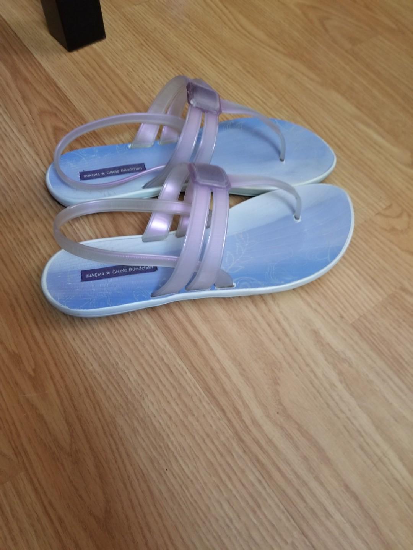 Ipanema Gisele Bündchen Sandals*Flip flops*Lilac*Clear