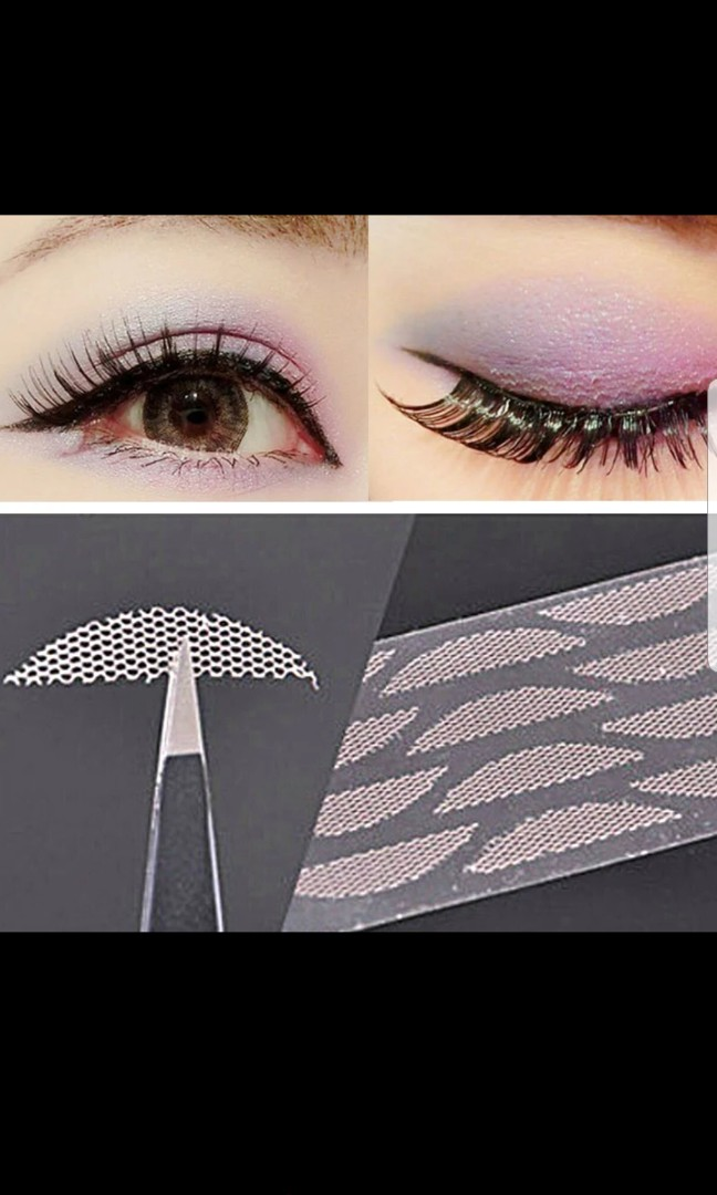 Lace Eyelid Stickers