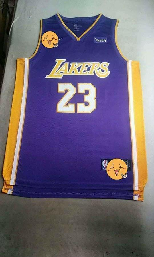san francisco 22648 2aa9b Lebron James Jersey - Authentic Quality - High End Replica ...