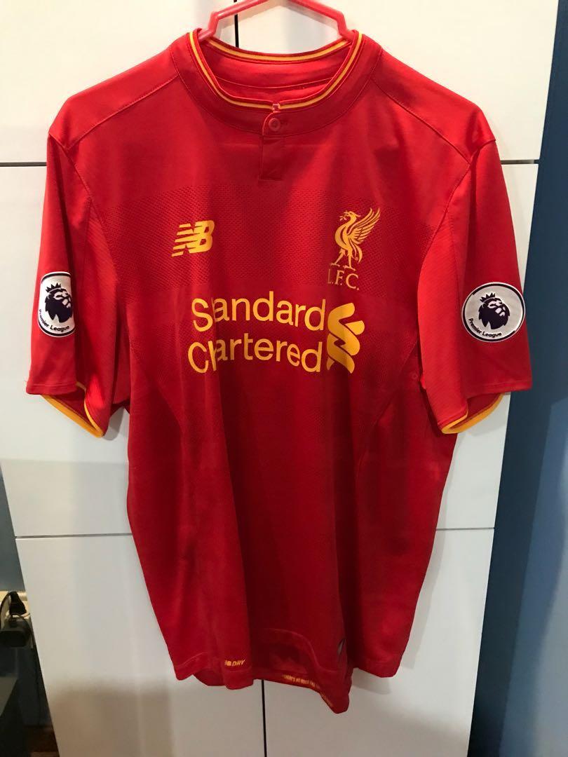 online store e8c84 c0da8 Liverpool Philippe Coutinho Home Jersey