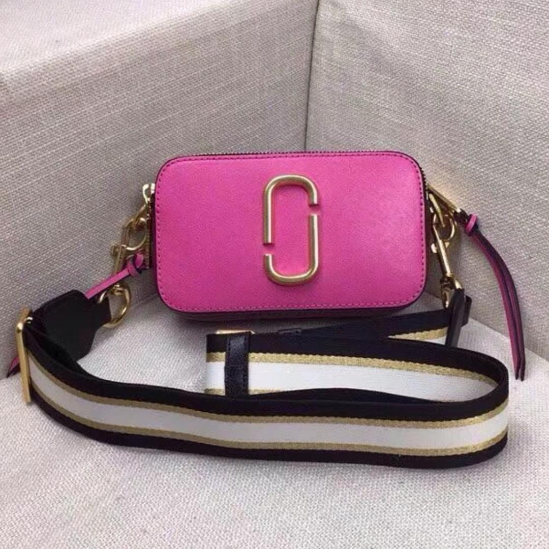 eab523f6c072 Marc Jacobs Pink Camera Bag